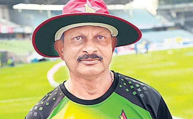 Zimbabwe Head Coach Lalchand Rajput Absent For Pakistan Tour - Sakshi