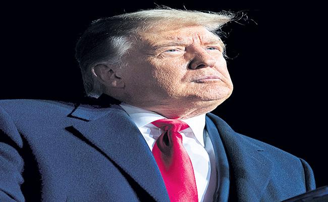 Donald Trump win the 2020 presidential election according to astrology - Sakshi