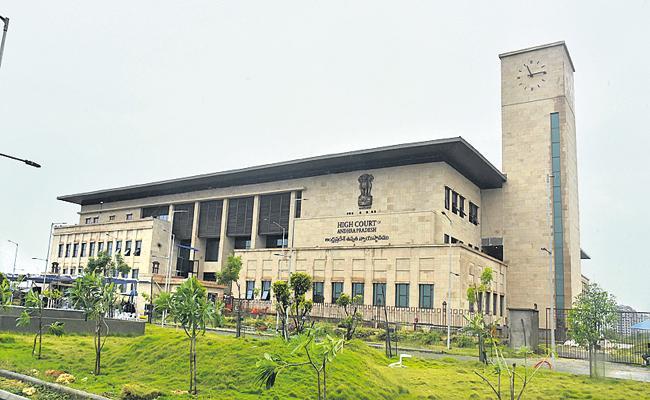 Nimmagadda Ramesh has once again approached High Court alleging against Ap Govt - Sakshi