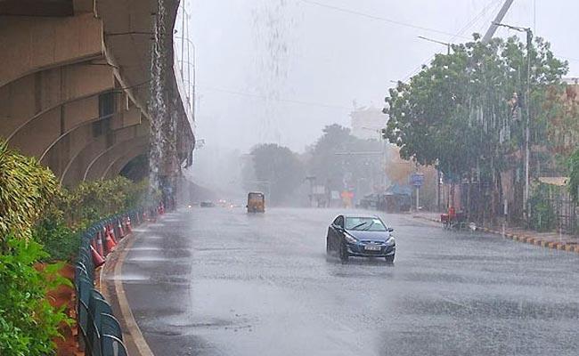 Heavy Rains In Telangana For Two Days - Sakshi