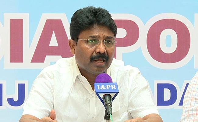 Minister Adimulapu Suresh Comments Over IIIT Admission - Sakshi