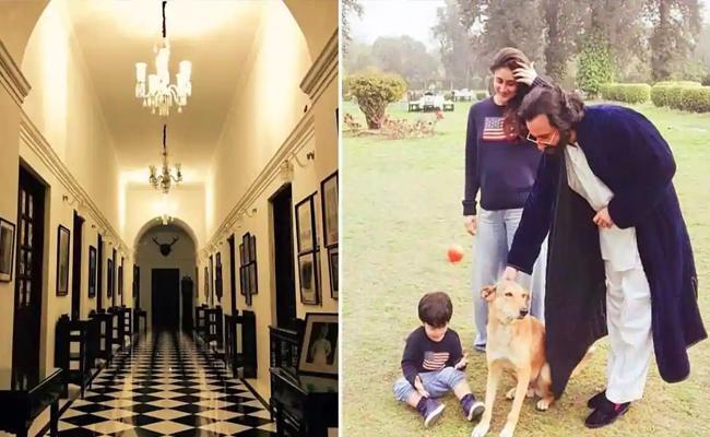 Saif Ali Khan Says Rs 800 Crore Price Tag Is Exaggeration Pataudi Palace - Sakshi