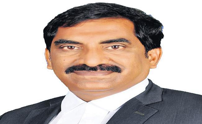 Do not use IAL for selfish purposes says Ramajogeshwara Rao - Sakshi