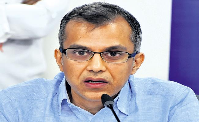 Employees of electricity Demands to Government attention - Sakshi