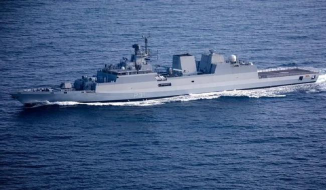 INS Kavaratti Commissioned into Indian Navy by Army Chief at Visakhapatnam - Sakshi