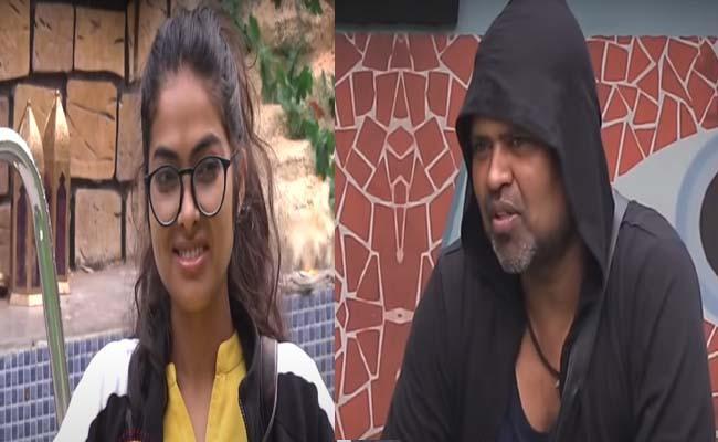 Bigg Boss 4 Telugu: Amma Rajasekhar Funny Conversation With Sohel - Sakshi