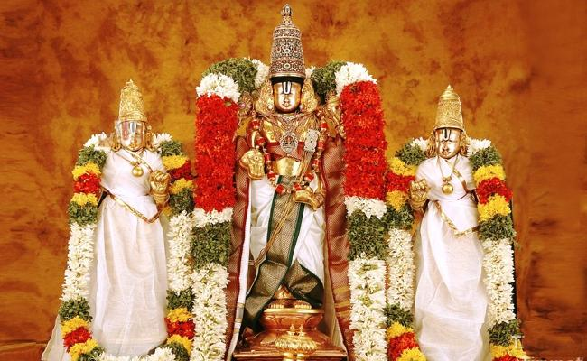 Navaratri Bhahmostsalu Tirumala Swami Blesses Devotees  - Sakshi