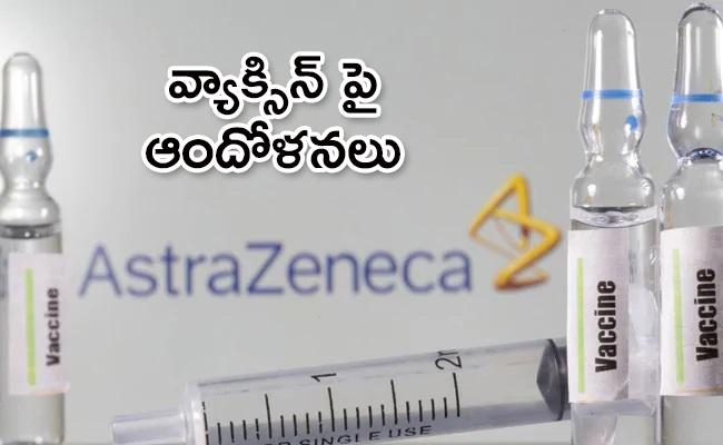 AstraZeneca Trial Volunteer Who Died Had Not Received Vaccine - Sakshi