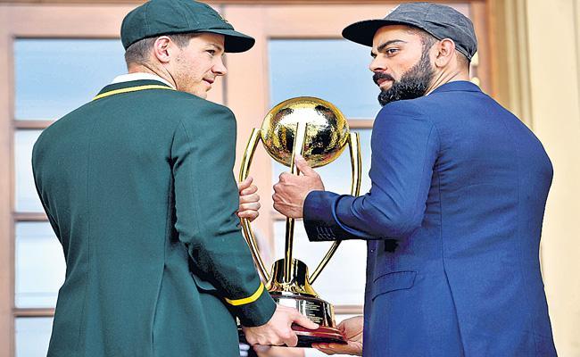 India tour of Australia to begin with ODI series - Sakshi