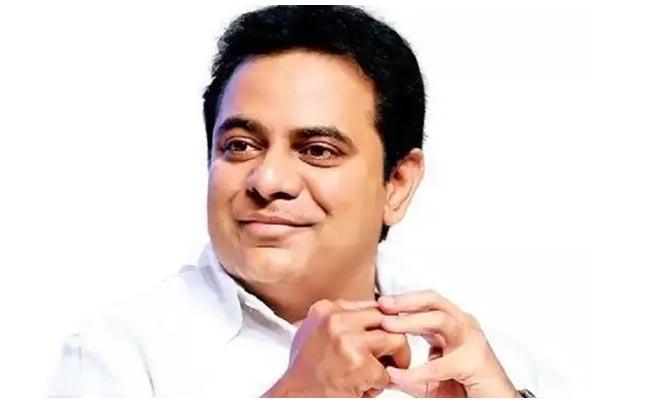 Minister KTR Answers Netizens Question On Twitter - Sakshi