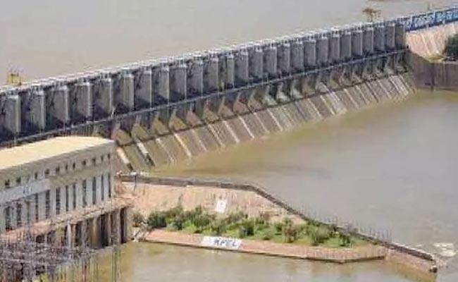 Krishna Board Asks AP Govt To Stop Rayalaseema Lift Irrigation Scheme Works - Sakshi