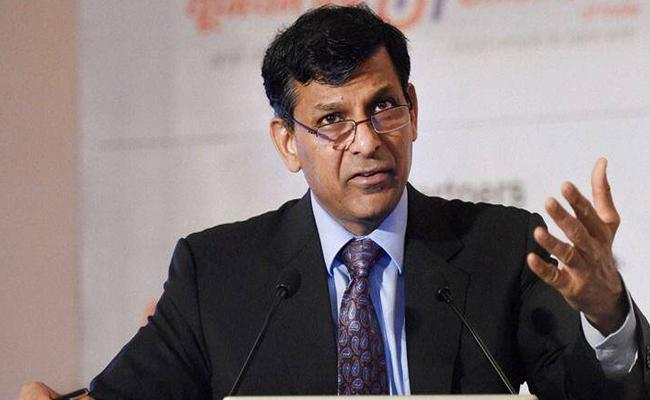 Cautions Against Import Substitution: Former RBI Governor Rajan - Sakshi