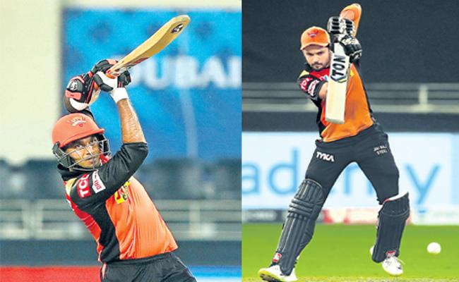 Sunrisers Hyderabad beat Rajasthan Royals by 8 wickets - Sakshi