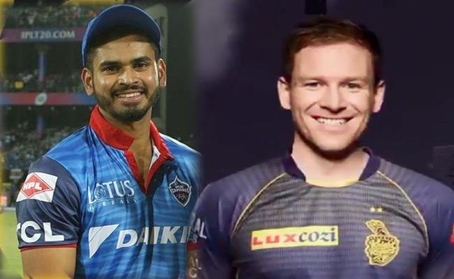 DC Vs KKR Delhi Capitals Has Won The Toss Opted To Field - Sakshi