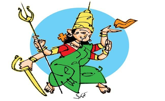Sri Ramana Article On Vijayadashami - Sakshi