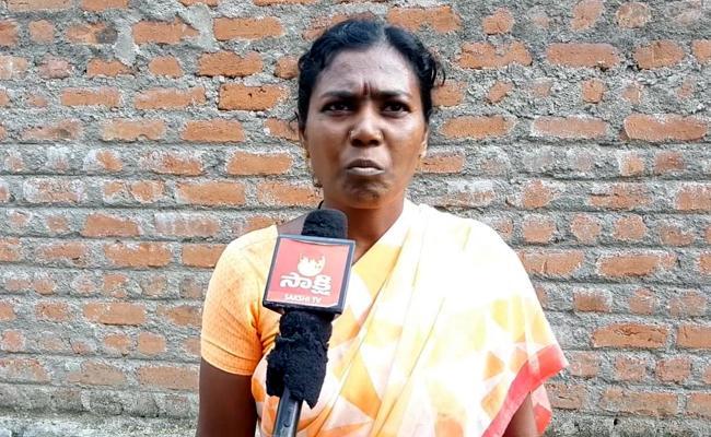 Mother Deceased By Her Son In Nagarkurnool - Sakshi