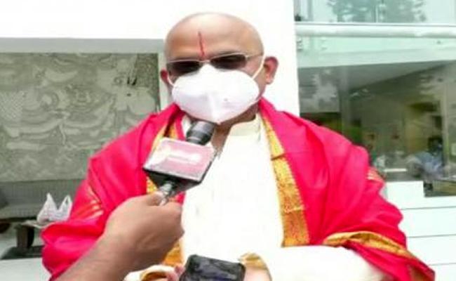 Tirumala Srivari Navaratri Brahmotsavam Ends Today - Sakshi