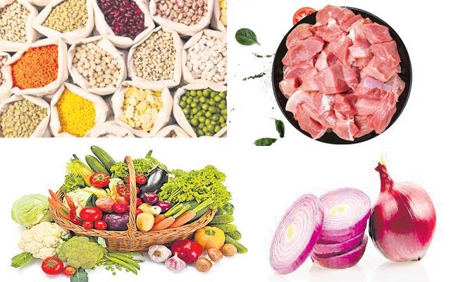 Dussehra Festival Season Commodity Prices Skyrocketing - Sakshi