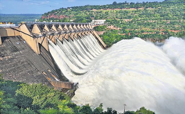 AP Government Proposals on Krishna Board Range - Sakshi