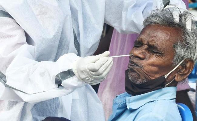 2997 New Coronavirus Cases Recorded In AP - Sakshi