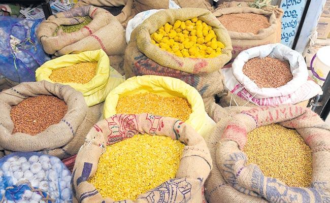 Ordinary People Are Struggling With Rising Commodity Prices - Sakshi
