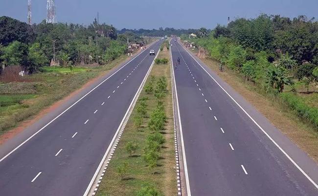 Green signal for Kadapa-Renigunta four-lane highway - Sakshi