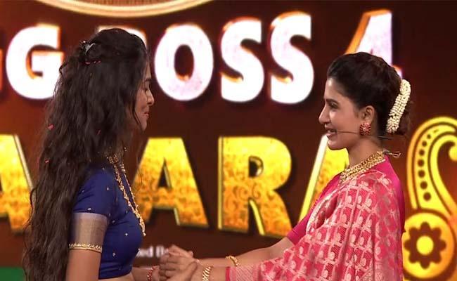 Bigg Boss 4 Telugu: Ariyana First Safe Contestant For Seven Week - Sakshi