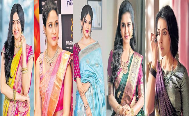 Tollywood Actress Talking  About Dussehra  Special Story  - Sakshi