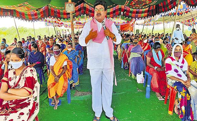 Parishapogu Srinivasa Rao Comments On Chandrababu - Sakshi