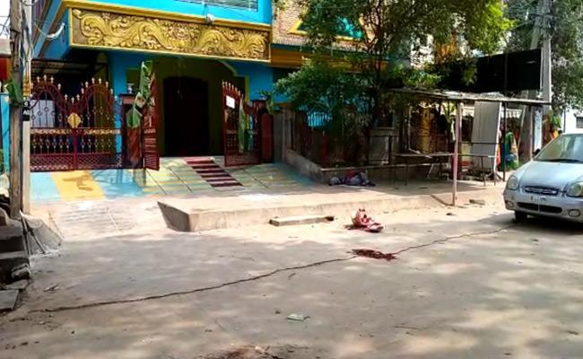 Young Man Last Breath After Clashed With Man In Nellore - Sakshi
