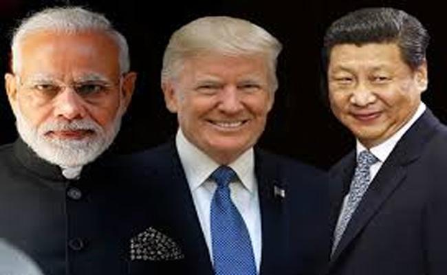 US monitoring India-China border row - Sakshi