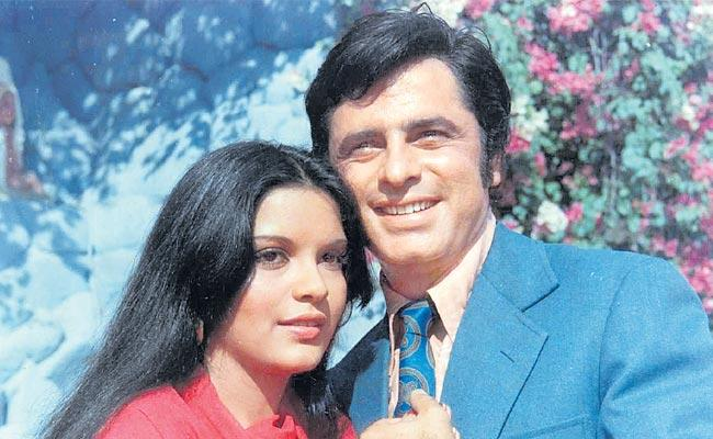 Zeenat Aman And Sanjay Khan Love Story Sakshi Funday