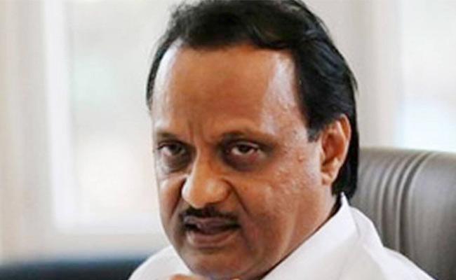 Maharashtra Deputy Chief Minister Ajit Pawar Tested Corona Positive - Sakshi