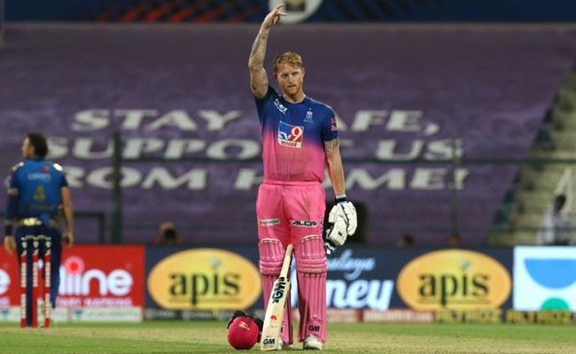 IPL 2020: Ben Stokes Two Chasing Centuries - Sakshi