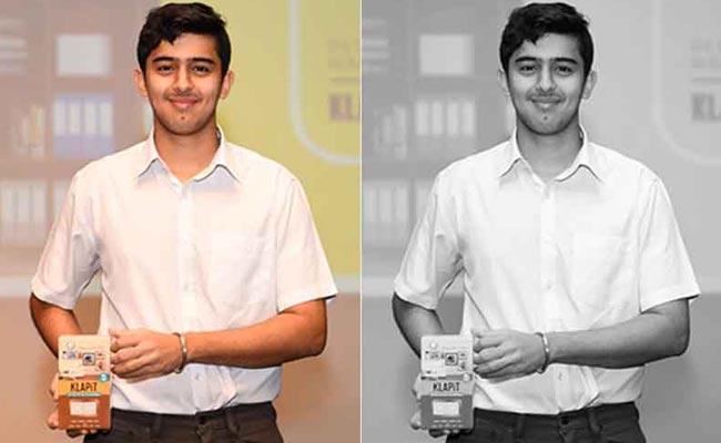Dubai Based Indian Teenager Ishir Wadhwa Innovative Project - Sakshi