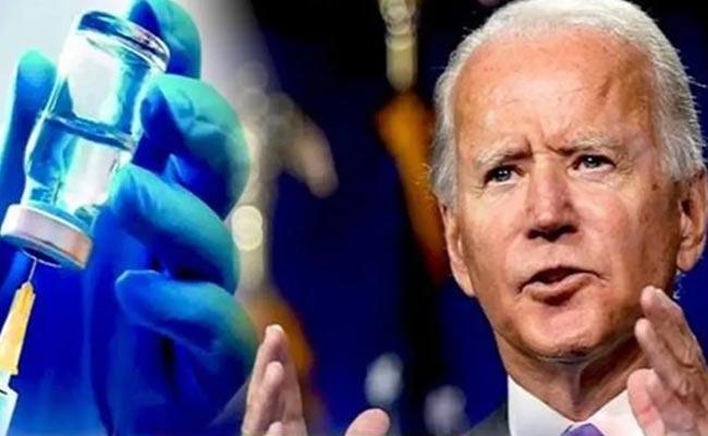 Joe Biden Promises Free Corona Vaccine for Everyone - Sakshi