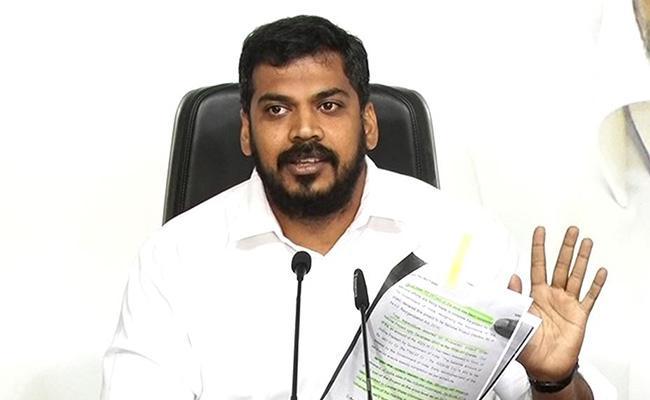 Minister Anil Kumar Spoke To Media On Polavaram Project - Sakshi