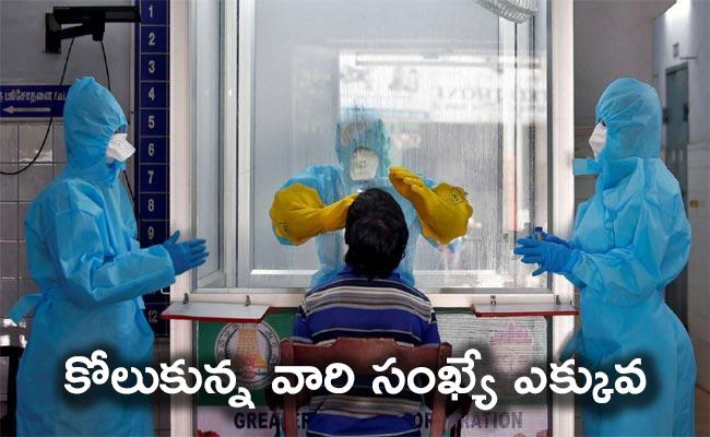 In Last 24 Hours 582 Corona Positive Cases Reported In Telangana - Sakshi