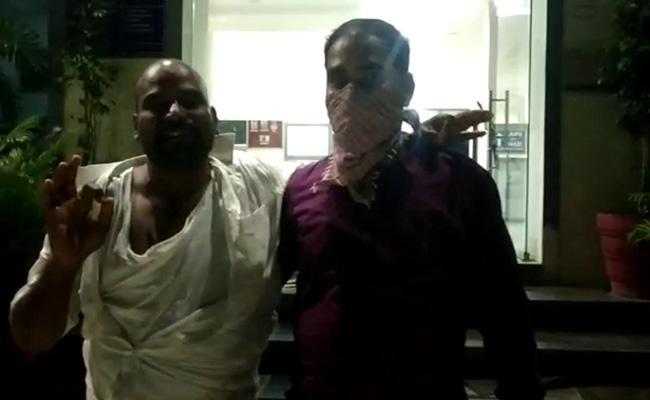 Shiva Kumar Complaint Against Mayor Of Boduppal - Sakshi