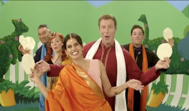 Papadum Australian Song Written for Kids in 2014 Now Viral And Miffed - Sakshi