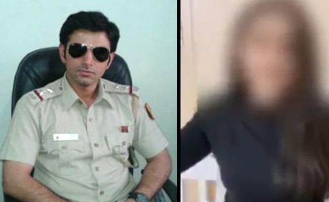 Delhi Police Has Been Arrested For Molesting Women, Girls In Dwarka - Sakshi