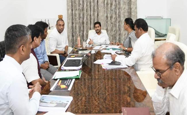 CM YS Jagan Mohan Reddy Review About Kadapa Steel Plant - Sakshi