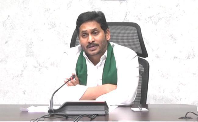 CM Jagan Launches YSR Rythu Bharosa Second Installment - Sakshi