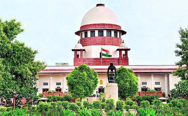 Supreme Court Of India Notices To Telugu Desam Party - Sakshi
