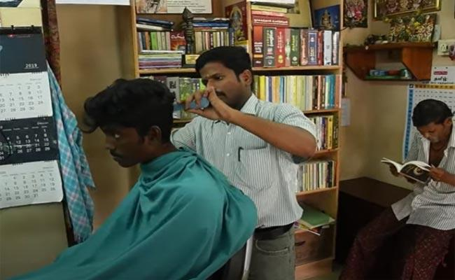 Mann Ki Baat: PM Speaks To Tamil Nadu Hairdresser - Sakshi