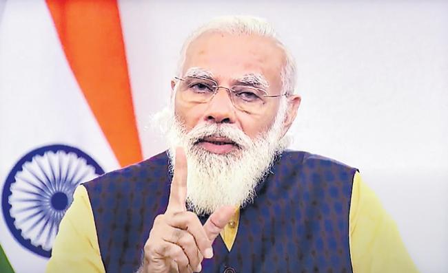 India will drive global energy demand Says PM Narendra Modi - Sakshi
