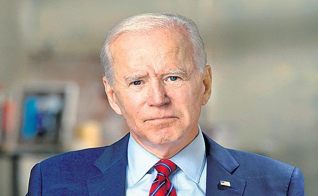 Joe Biden slams Donald Trump India air pollution remark - Sakshi
