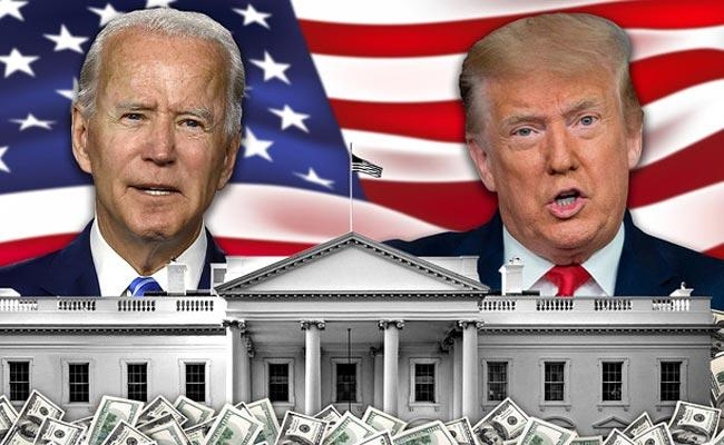 Fundraising In2020 United States Presidential Election - Sakshi
