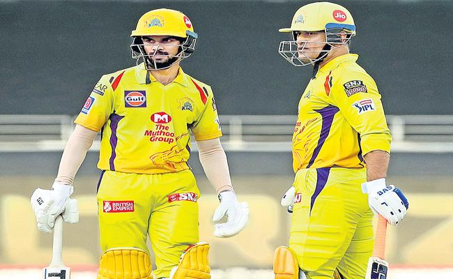 Chennai Super Kings first team to be eliminated from IPL 2020 - Sakshi