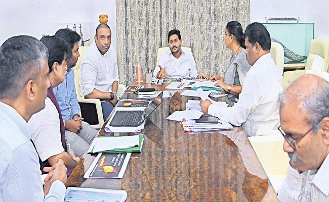 CM YS Jagan Mandate to officials On Kadapa Steel Plant - Sakshi